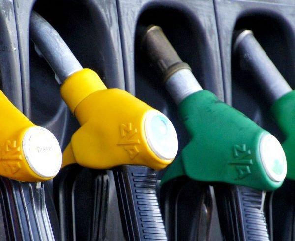 controle de combustível